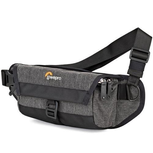 Lowepro m-Trekker HP 120 Waist Bag, Charcoal Grey