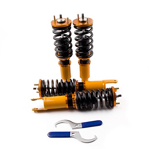 For 09-13 Front Wheel Drive Matrix 1.8 Base Ft Complete Units Coil Spring Struts