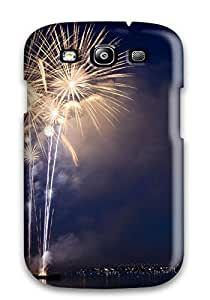 Durable Case For The Galaxy S3- Eco-friendly Retail Packaging(fireworks) 2416552K44235228