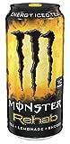 Tea + Lemonade + Energy, 15.5 Ounce (Pack of 24)