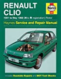 Renault Clio 1991 to May 1998 (H to R Registration) Petrol