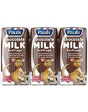 PAULS Chocolate Milk, 200ml (Pack of 6)