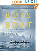 #7: The Boys in the Boat (Young Readers Adaptation): The True Story of an American Team's Epic Journey to Win Gold at the 1936 Olympics