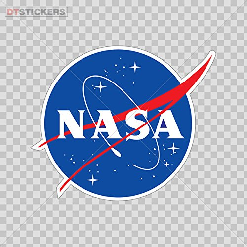 Decoration Vinyl Sticker Nasa Seal Usa Space Cosmos Logo Vinyl Sticker Decoration Motorbike D217 (Nasa Space Helmet For Sale)