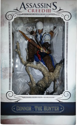 Assassin's Creed 3 - CONNOR Figure - 9 inch - Pvc Edition Figure