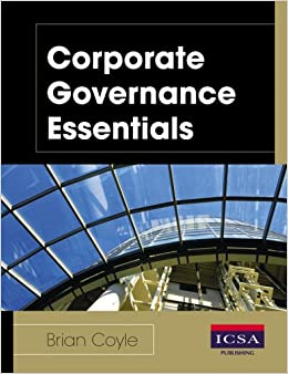 Book Corporate Governance Essentials
