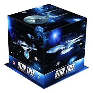 512UwzOuhEL. SL500 AA300  Star Trek: Films 1 10 Special Edition Box Set für ca. 36€ incl. Versand