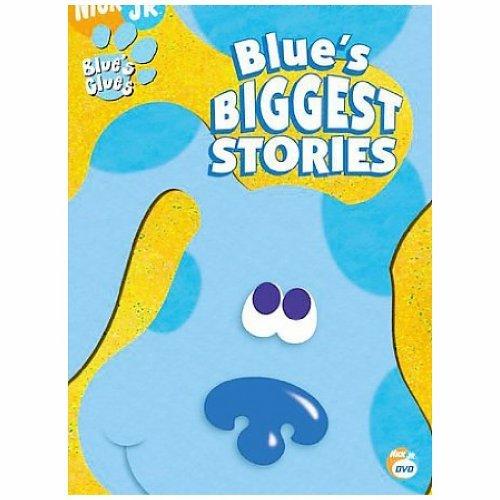 BLUES CLUES - BLUES BIGGEST STORIE MOVIE