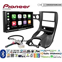 Volunteer Audio Pioneer AVH-W4400NEX Double Din Radio Install Kit with Wireless Apple CarPlay, Android Auto, Bluetooth Fits 1997-2004 Corvette