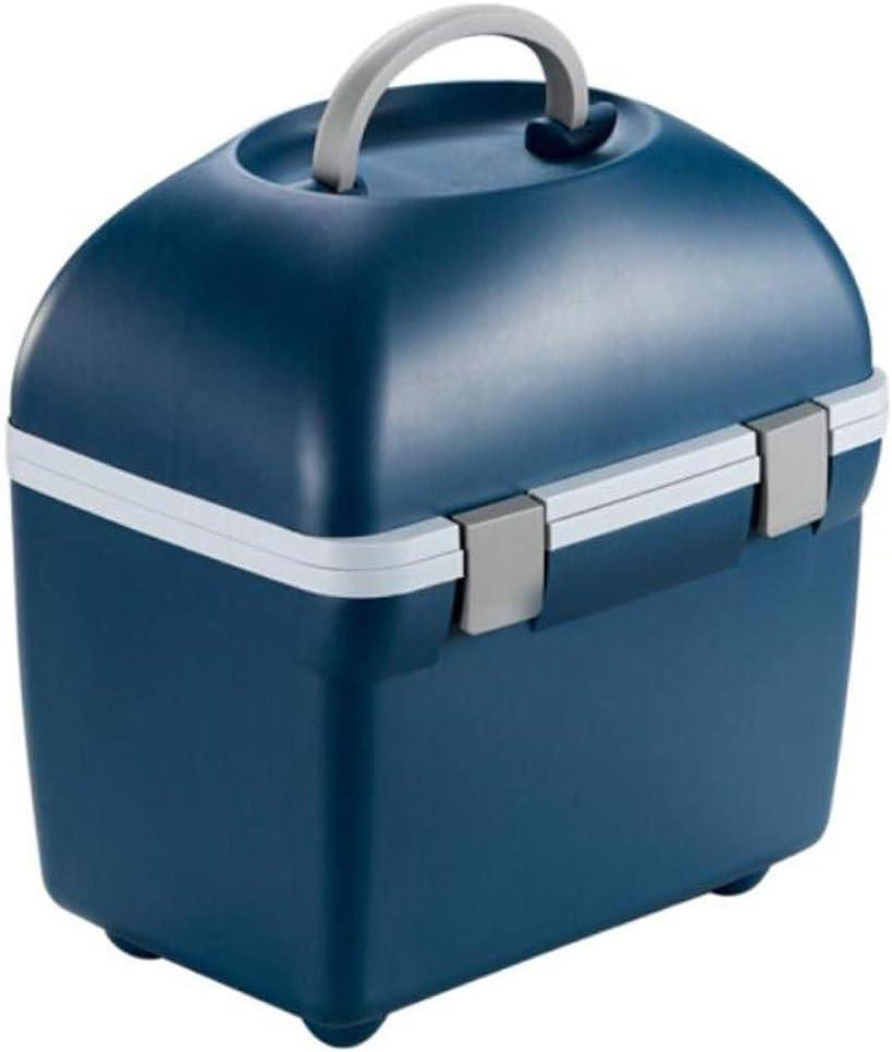 XHYRB カー冷蔵庫、ポータブルカー冷蔵庫、標準車12Vは、専用の ミニ冷凍庫、ポータブル冷蔵庫 (Color : Blue)
