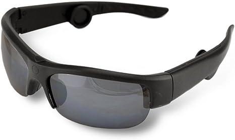 ANLW Gafas De Conducción Ósea, Gafas De Sol Bluetooth, para iPhone ...
