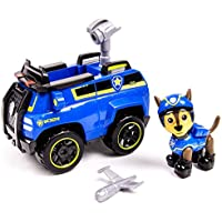 Paw Patrol Chase's Spy Cruiser, Vehicle and Figure (works...