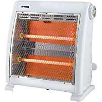 Portable Space Heater, Quartz Small Electric Room Patio Heater Portable