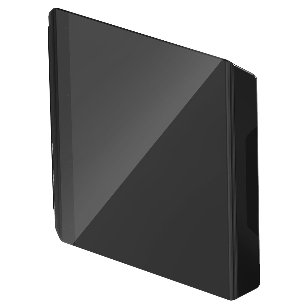 Cooler Master Accessory Fits Cosmos C700 Series Dual Curved Tempered Glass Side Panel For Dark Black Tinted Wide View Computers Accessories
