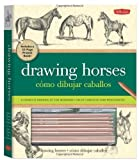 img - for Drawing Horses Kit: A complete kit for beginners by Patricia Getha (2012-01-01) book / textbook / text book