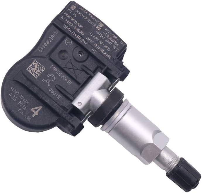 Jsueng TPMS Sensor 52933-D4100 Tire Pressure Monitoring System ...