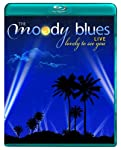Cover Image for 'Moody Blues, The: LIVE - Lovely to see you'