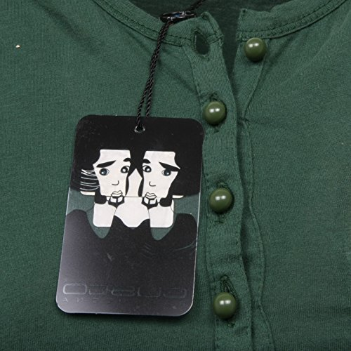 Barcelona Green Custo shirt Donna Maglia T Verde C8614 s Woman 1 wFn7HtSq