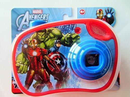 Marvel Avengers Assemble - My First Camera