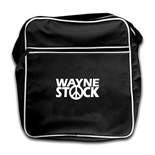 Flight Black Red Bag Waynestock Dressdown Retro qZ7wO1xnEE