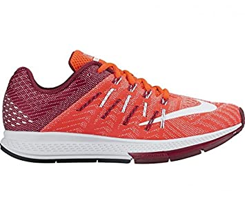 the latest low priced low cost Nike - Air Zoom Elite 8 Damen Laufschuh (orange/rot): Amazon ...