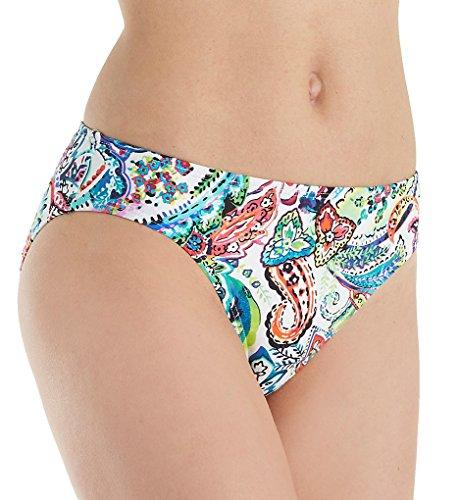 Lauren Ralph Lauren Cabana Paisley Hipster Swim Bottom (LR8FP93) 14/Multi