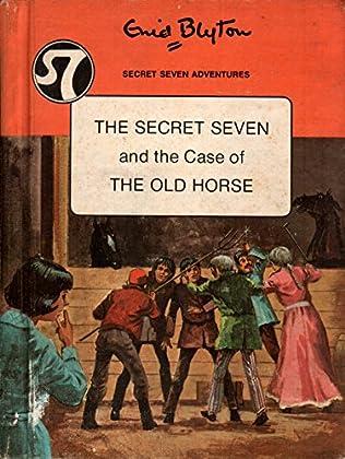 book cover of Fun for the Secret Seven