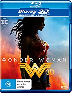 Wonder Woman (2017) (3D Blu-ray/Blu-ray)
