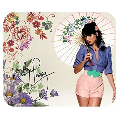 Katy Perry Rectangle Mouse Pad / Mouse Mats, Unique and Fashion Computer Mousepad at Cool-design