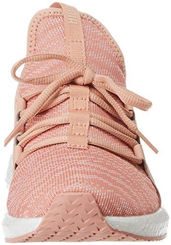 Mega Wn's Puma Rose Cross peach Nrgy Femme Zebra Chaussures Beige De pearl dqStS