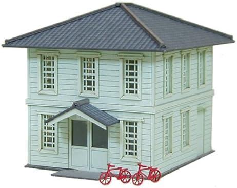 さんけい 1/150 なつかしのジオラマシリーズ 郵便局 MP03-05