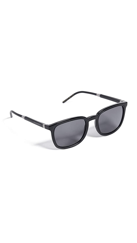 a4622dac286c Amazon.com  Dolce   Gabbana Men s DG6115 Polarized Sunglasses