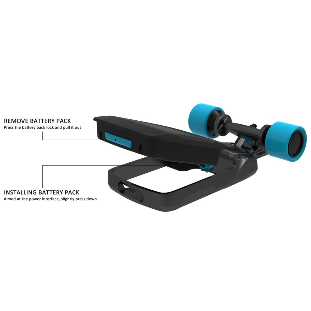 Amazon.com: Electric boosted – Longboard Skateboard ...