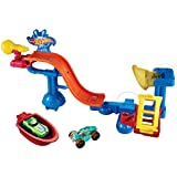 Hot Wheels Splash Rides, Splashdown Station Play Set