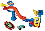 Hot Wheels Splash Rides Splashdown Station Play Set