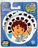 ViewMaster 3D Reels - Go Diego Go 3-pack set by View Master