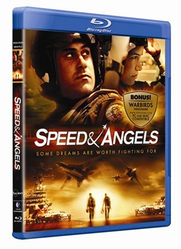 Speed & Angels (DVD + Game) [Blu-ray]