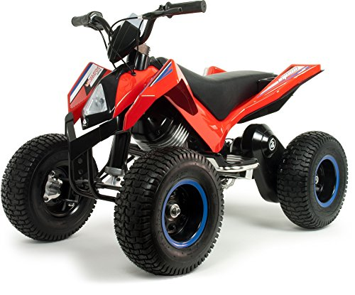 Injusa Hunter 24V Quad Bike Red (Quad Injusa)