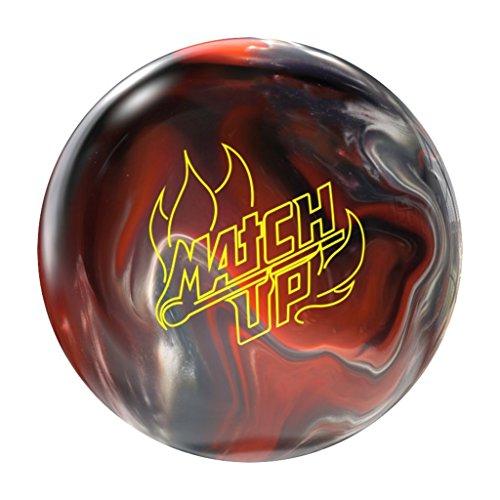 Storm Match Up Pearl Black/Orange/Silver, 11 lb (Bowling Ball Silver)