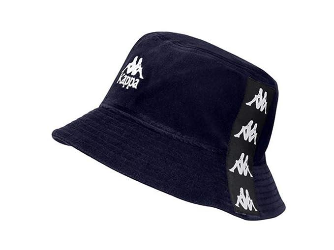 Kappa - Cappello Panama - Uomo Blu Taglia unica  Amazon.it  Abbigliamento c705b3024409
