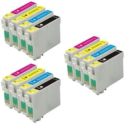 MyInkLink - Cartucho de tinta para impresora Epson Stylus B40W ...