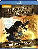 The Legend of Korra: Book 2, Spirits [Blu-ray]