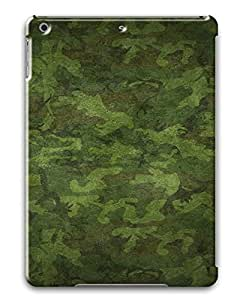 iPad Air Cases & Covers - Green Camo PC Custom Soft Case Cover Protector for iPad Air
