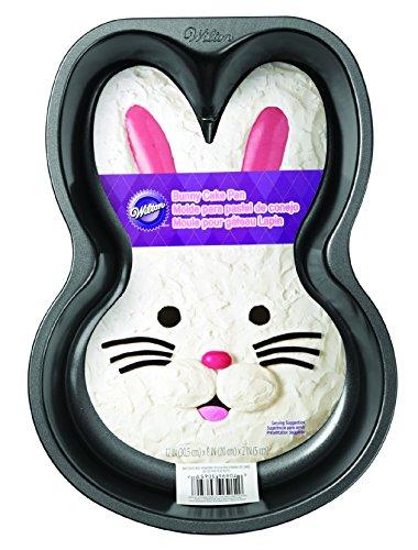 Wilton Nonstick Bunny Pan (Bunny Cake Mold)