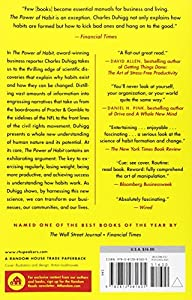 The Power of Habit: Why We Do What We Do in Life and Business by Random House Trade Paperbacks