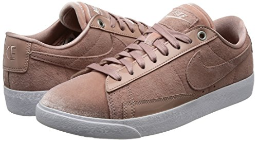 Zapatillas white Red silt Particle Cuero Pink Rosa Para Mujer De Nike SxPqgndvvw