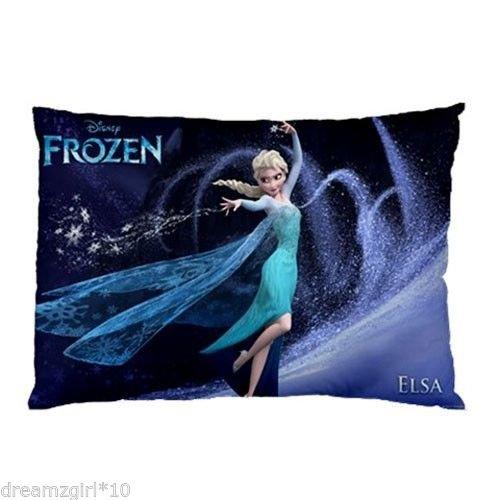 [Pandora Star Disney Frozen Elsa Custom Zippered Pillow Case Cover 20x30 (one side print)] (Bbc Costume Drama Movies)