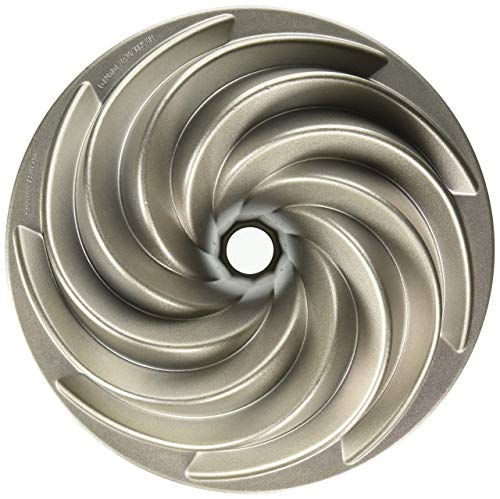 - Nordic Ware Platinum Collection Heritage Bundt Pan