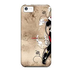 Cases Covers For Iphone 5c Strong Protect Cases - Tampa Bay Buccaneers Design