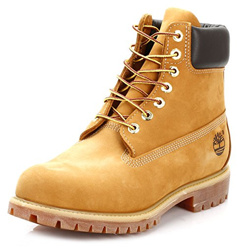 para hombre marrón Trigo Timberland Botas dPqSwY8S